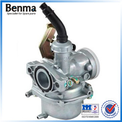 China manufacture cheap motorbike parts DY100 motorcycle carburetor