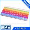 Corlorful printing skin for computer keyboard custom silicone keyboard covers for macbook air 13