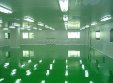 Food Grade Sanitary Self-Leveling Epoxy Floor Paint Seamless Floor Coating for workshop
