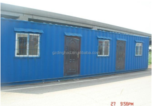 Guangzhou DH low cost high quality prefabricated shipping container house kit