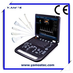 CE Certificated 3D Ultrasound Machine Price with Color Doppler Function