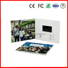 """13Years Personality Customized Lcd Video Card 1.5""""/2.8""""/ 4.3''/ 5''/ 7''/ 10'' Screen with CE/FCC/ROHS/ISO9000/BSCI"""