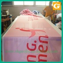 polyester/spandex mesh fabric