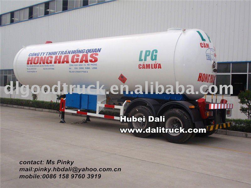 47cbm de petróleo del tanque de Gas