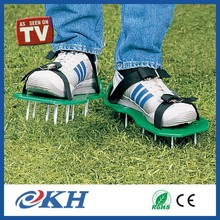 Welcome OEM/ODM News Design Lawn Aerator Shoes