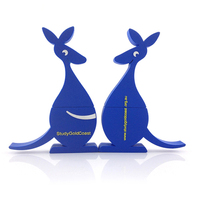 Promotion!!!kangaroo shape 8 gb usb flash drive