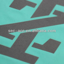 Fashionable Multicolor high visibility 3M reflective heat transfer