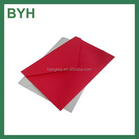 custom gummed colorful paper envelope