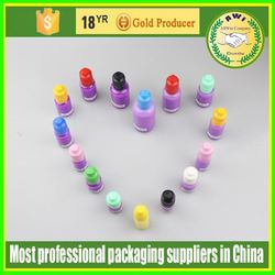 15ml child resistent vials with long tip