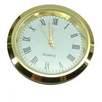 golden clock bezel , small bezel
