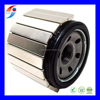 low rpm permanent magnet motor