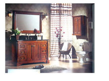 Special promotional bathroom cabinet accessory
