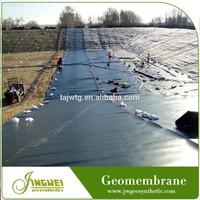 resistant chemical hdpe geomembrane polyethylene plastic arowana fish farm