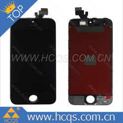 Guangzhou price for replacement parts for iphone 5 back cover housing,cell accessories for iphone 5 lcd original