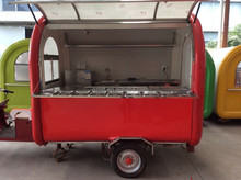 good quality street mobile kitchen food van for sale