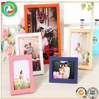 Special top sell free samples photo frame