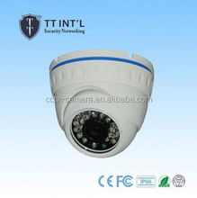 Outdoor Vandalproof 720P WIFI Wireless IP Dome Camera hd residential cctv system