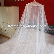 White Mosquito Net Bed Netting Single/Double/King