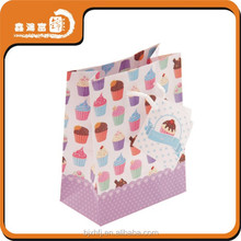 manufacture packing co cupcake paper shopping bag