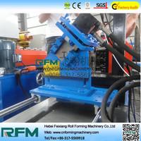 FX aluminum bar grating rollformer machine