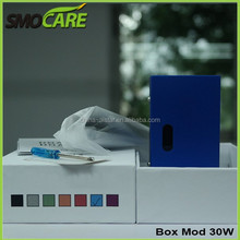 2015 Smocare Mini 30W Box Mod!! 2015 Ces Trade Show Hottest Vaporizers Wholesale From China Suppier