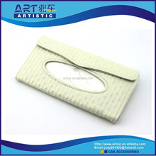 car small box facial tissue with deferent design