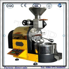 Small Capacity Easy Operation 1kg/time Coffee Bean Roaster Machine