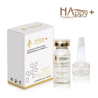 Happy+high quality snail essence/Pure vitamin snail serum for cosmetics