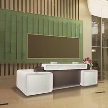 Modern Reception Desk Counter Front Desk