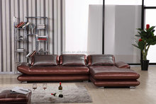 popular home sofa ,section sofa with leather sofa