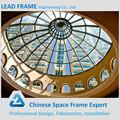 profissionais de design clarabóia de cúpula