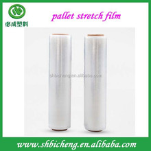 PE Pallet Wrap Plastic Film Hot Blue Film Stretch Wrap film