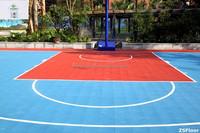 portable outside basketball court sports flooring