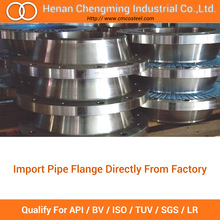 China Best Supplier In Stock ,Carbon Steel(Cs) 150# So Rf Pipe Flanges