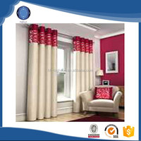2015 New style 100% polyester black out curtain for meeting room