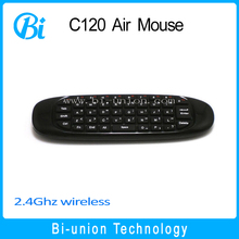 g-sensor rf air mouse remote control,motion sense air mouse,fly mouse remote control--t10--shenzhen ricom