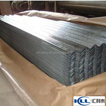 ppgi color coated corrugated steel roofing/galvanized prepainted metal roof tile