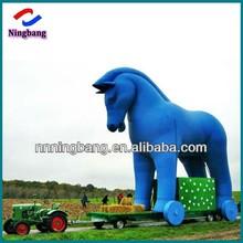NB-CT2036 Ningbang New designed inflatable animal, giant inflatable animals,inflatable horse