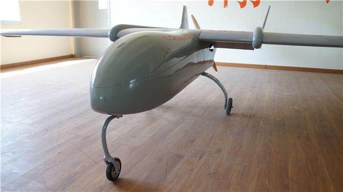 Super Huge MUGIN 4450mm UAV (H)T-tail Plane Platform Aircraft FPV Radio Remote Control H T Tail RC Model Airplane DIY Toys Drone