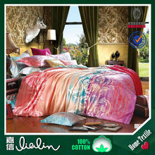 From china suppliers of100% cotton elegant quality turkish bed sheet set/luxury bedding set