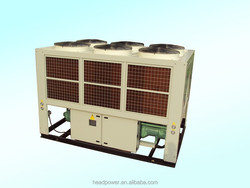 150kw european standard air-cooled screw water chiller