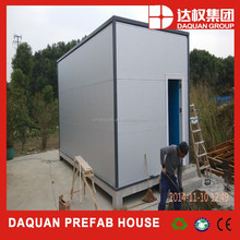 Hot seller and promotion removable container house/40 ft reefer container van in philippines