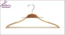 Child laminated hanger / Laminated Coat Hanger with antislip bar