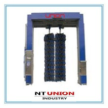 Nantong Union High Pressure Water Saving Fully Automatic Bus Washing Machine