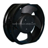 24V / 48V DC High-temperature Exhaust cooling fan 172*51