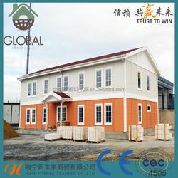 modern fast build house design