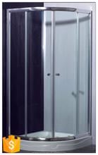 Ast1002shower Gehäuse/Runddusche Gehäuse/kunststoff duschabtrennung