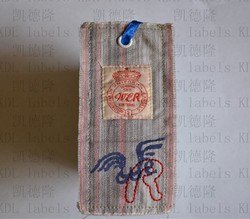 best quality thick textile hang tags for clothes