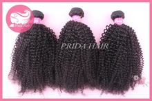High quality promotional chinese hair kinky curly
