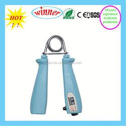 ideal gift valuable weight lifting hand grips neoprene padding best hand exerciser